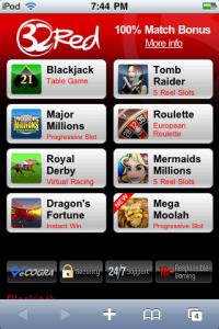 32Red Mobile Casino