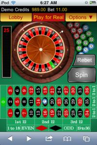 32Red Mobile Casino Roulette