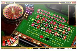 Mobile casino roulette @ Golden Riviera