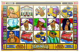 Mobile Casino Slots Game - Loaded